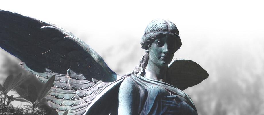 Engelgrabstein Florenz von Holland Graniet