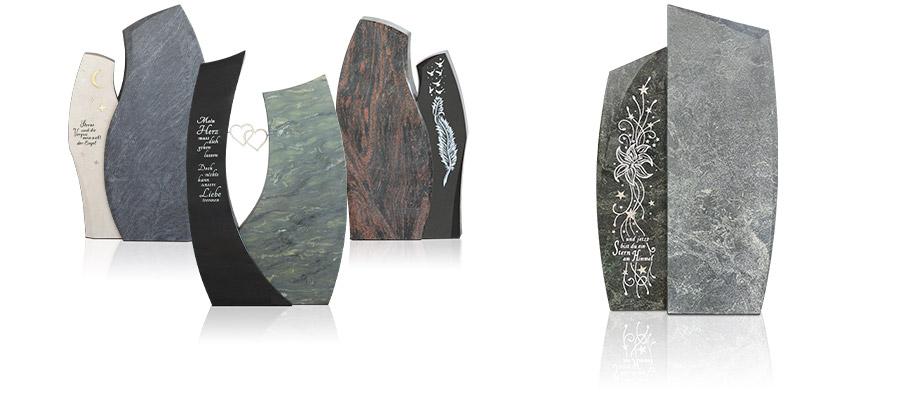 Exklusive Grabsteine von Holland Graniet