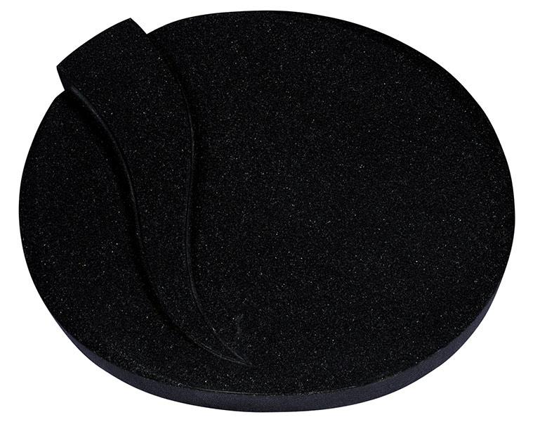 Liegestein 109 Super Black