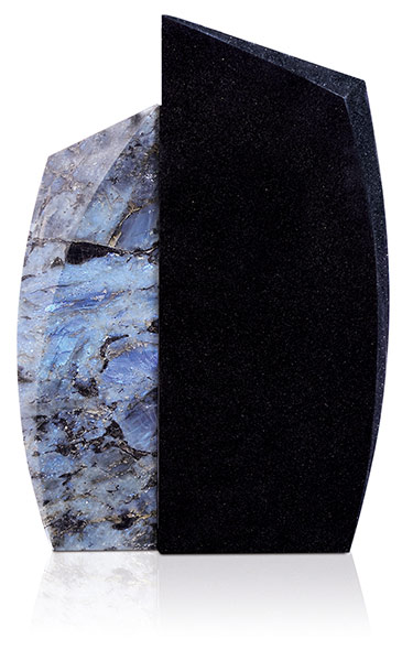 Edelstein 9963* Super Black und Opal Werkstein Serie