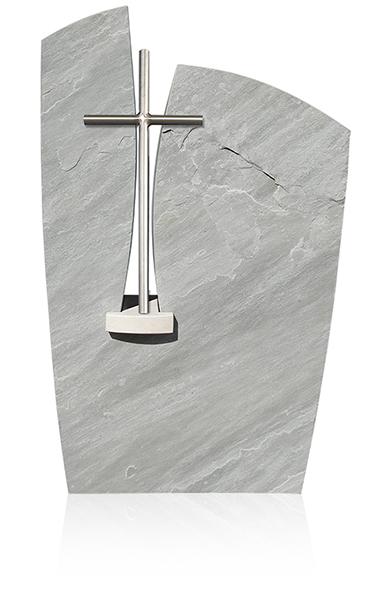 Grabdenkmal 10096* Oxford Grau Spalt ZM Serie