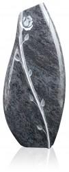 Grabdenkmal 9062* Orion mit Ornament A3075 Werkstein Serie