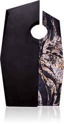 Grabdenkmal 9966* Black und Belatrix Werkstein Serie