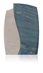 Grabdenkmal 10059* Van Gogh und Atlantic Beige Werkstein Serie
